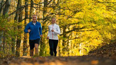 Gesund und glücklich laufen