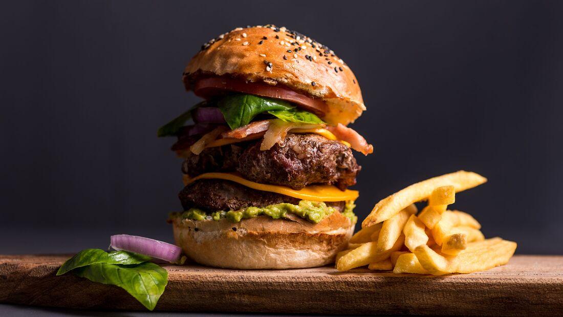 Gesunde Burger-Rezepte