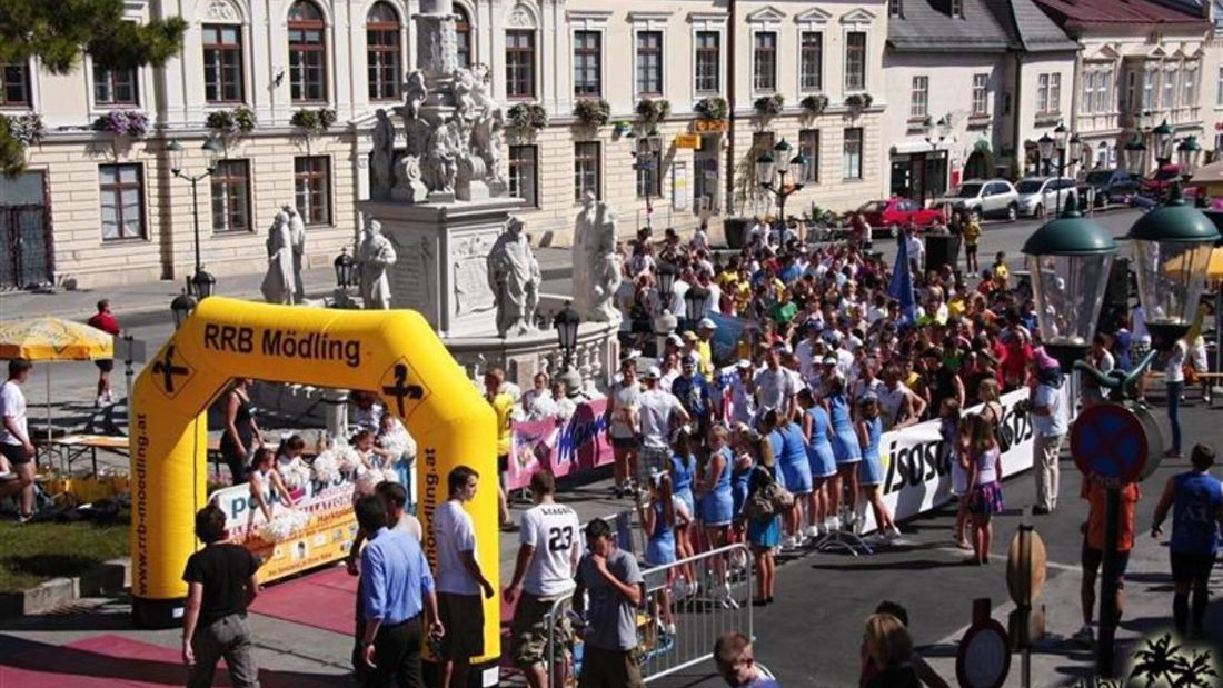 Get Up! Lauf gegen Krebs Perchtoldsdorf