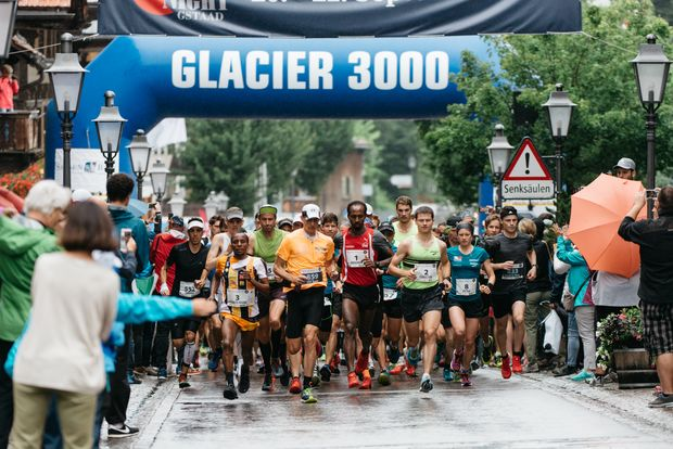 Glacier 3000 Run 2019