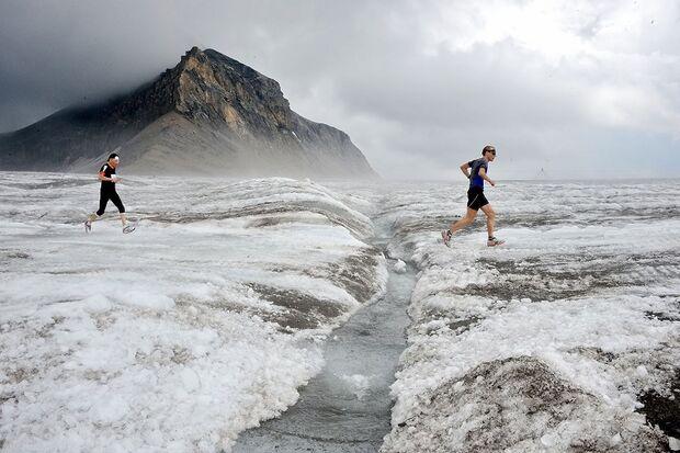 Glacier 3000 Run: Durchs ewige Eis zur Bergstation Scex Rouge