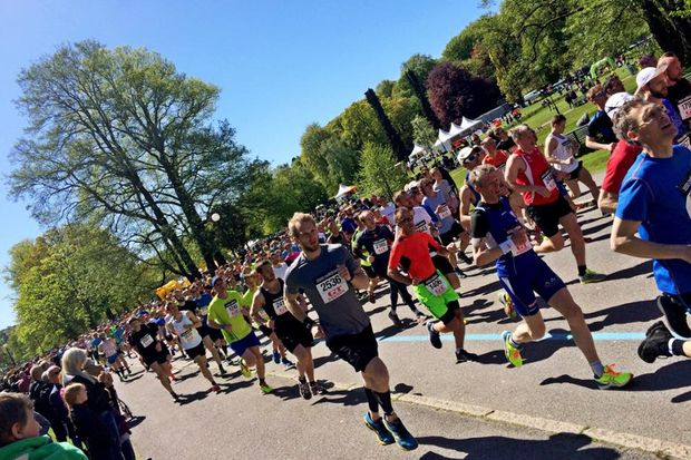 GöteborgsVarvet-Halbmarathon 2015