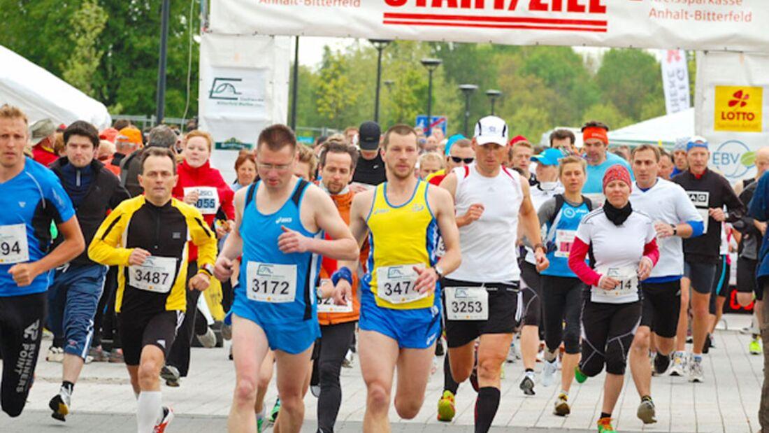 Goitzsche-Marathon 2012