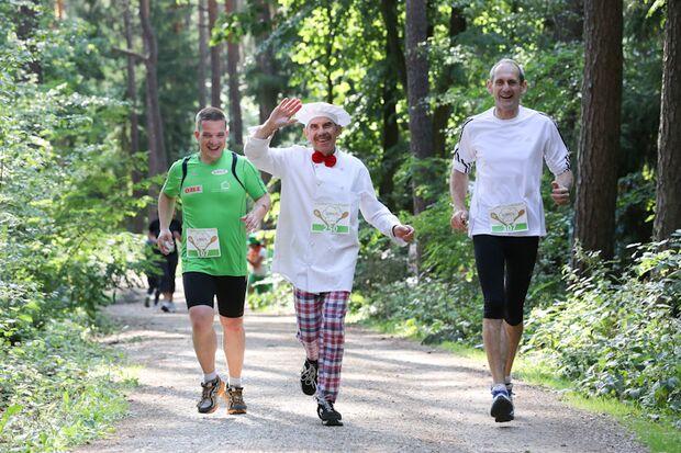 Gourmetlauf Fürth 2012