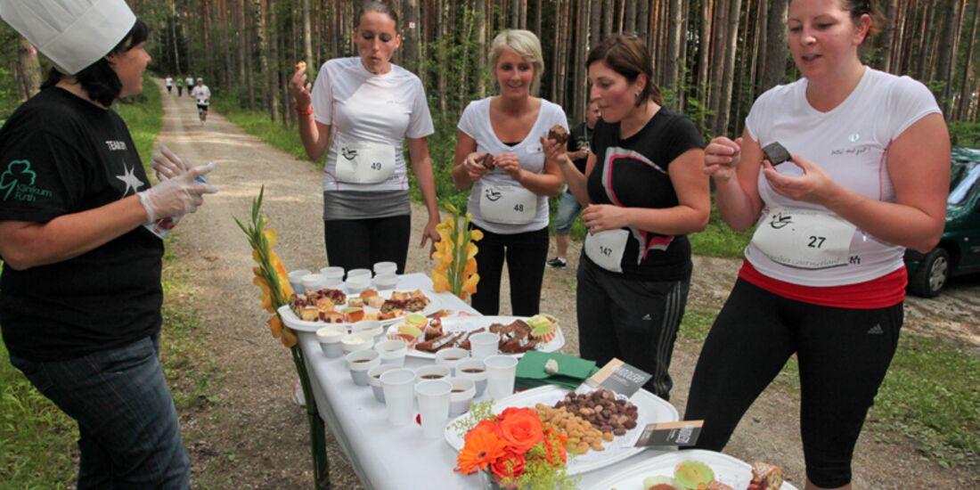 Gourmetlauf Fürth