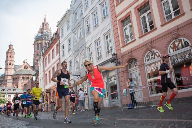 Gutenberg-Marathon Mainz 2016