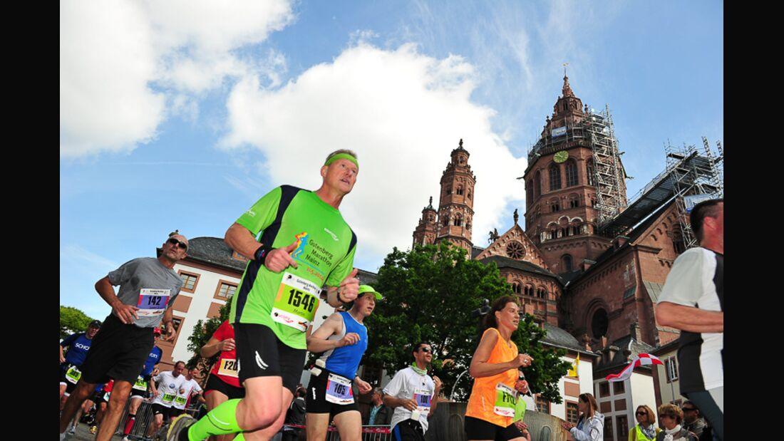 Gutenberg-Marathon Mainz