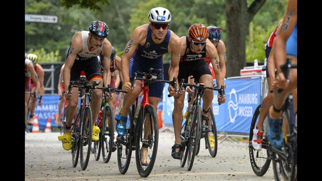 HAMBURG WASSER World Triathlon 2020