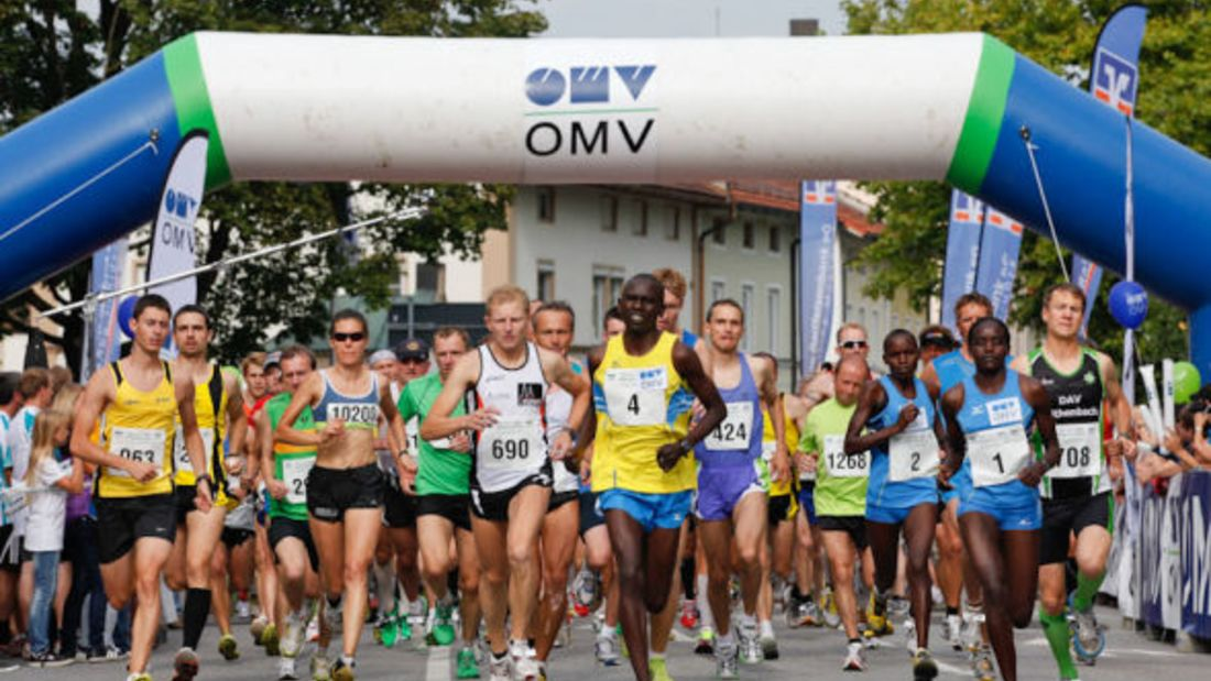 Halbmarathon Altötting