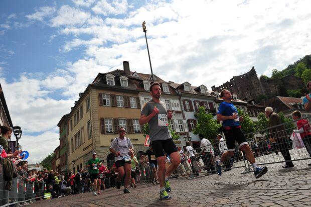 Halbmarathon Heidelberg