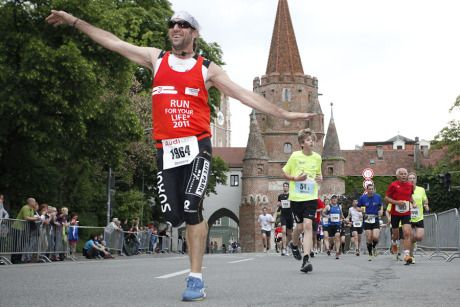 Halbmarathon Ingolstadt 1