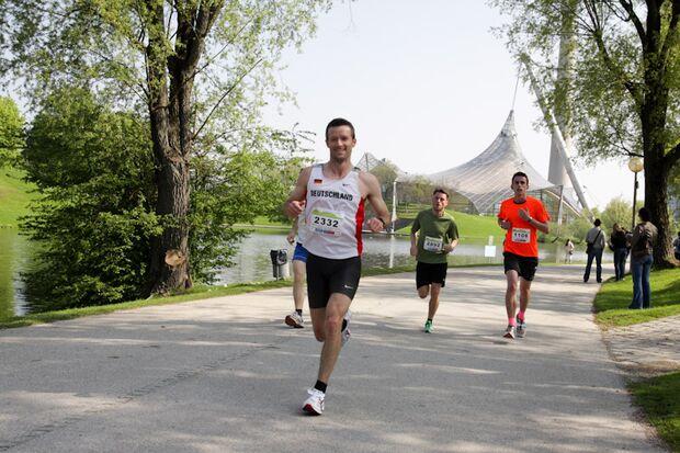 Halbmarathon München 2013
