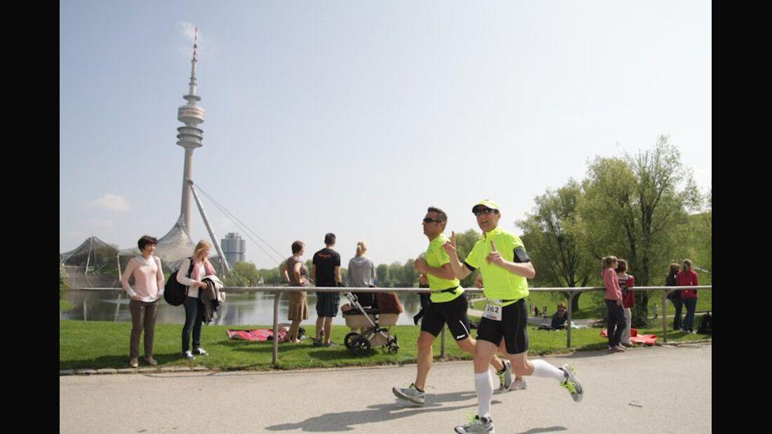 Halbmarathon München