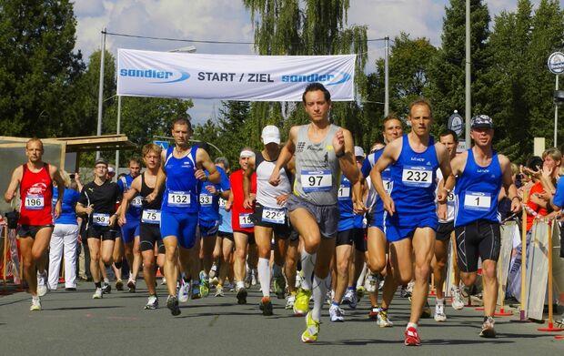 Halbmarathon Schwarzenbach