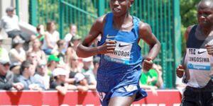 Halbmarathon-Weltmeister Geoffrey Kamworor