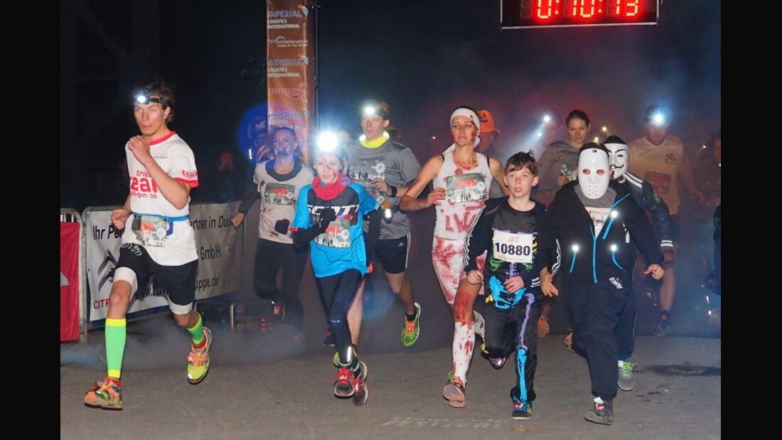 Halloween Run Duisburg 2015