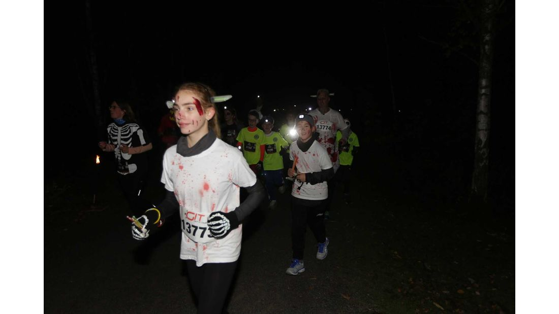 Halloween-Run Duisburg 2019