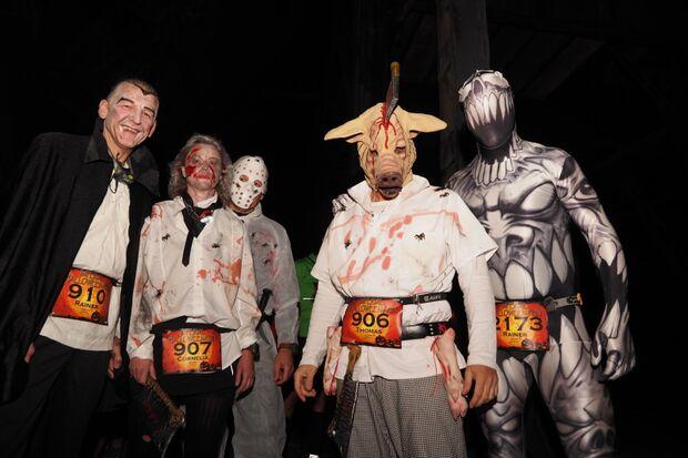 Halloween Run Duisburg