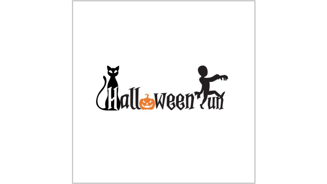 Halloween Run im Herbst
