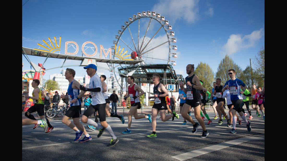 Hamburg-Marathon 2016