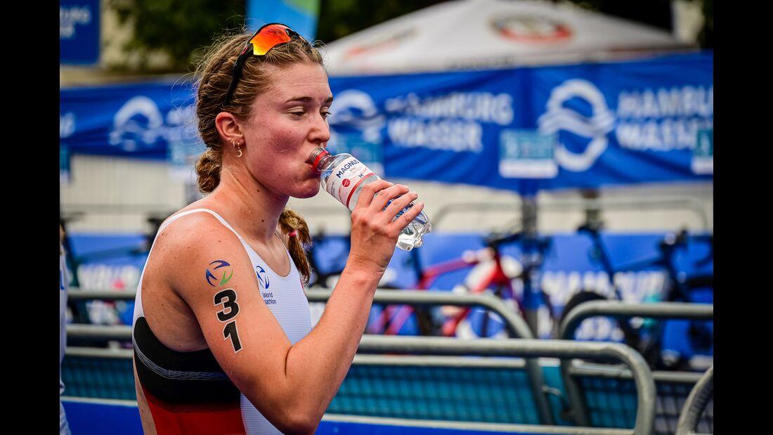 Hamburg Triathlon 2021 Elite Sprint
