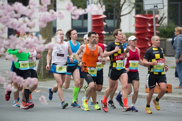 Hannover-Marathon 2016