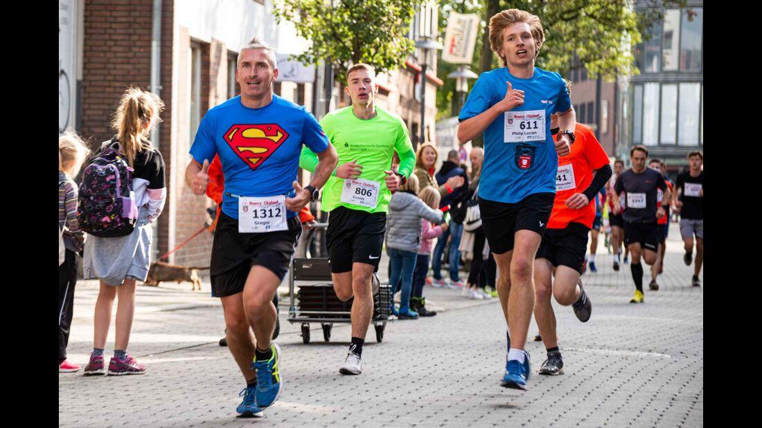 Hanse Citylauf Wesel 2019