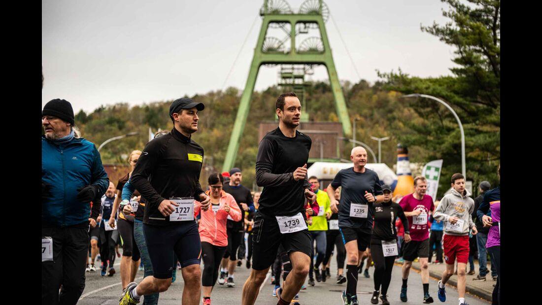 Herbstwaldlauf Bottrop 2019