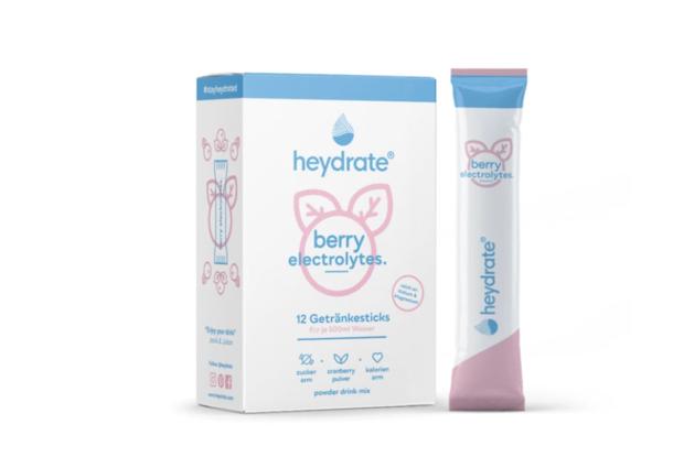 Heydrate Electrolytes Getränkesticks
