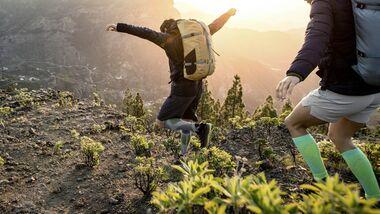 Hiking und Trailrunning
