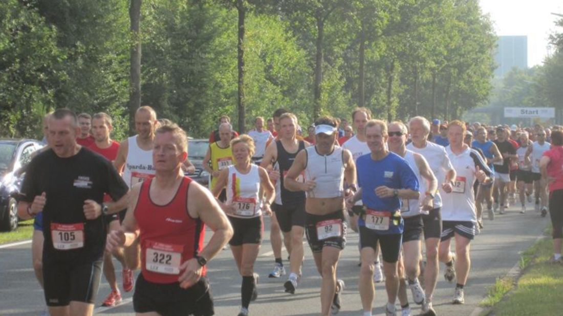 Hiltruper Halbmarathon 1