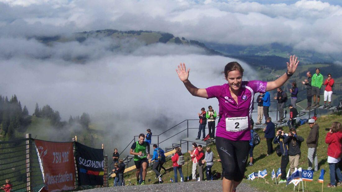 Hochgrat-Berglauf Oberstaufen
