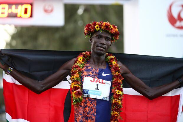 Honolulu Marathon 2019