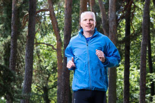 Ich bin ein Läufer: Detlef Wolf