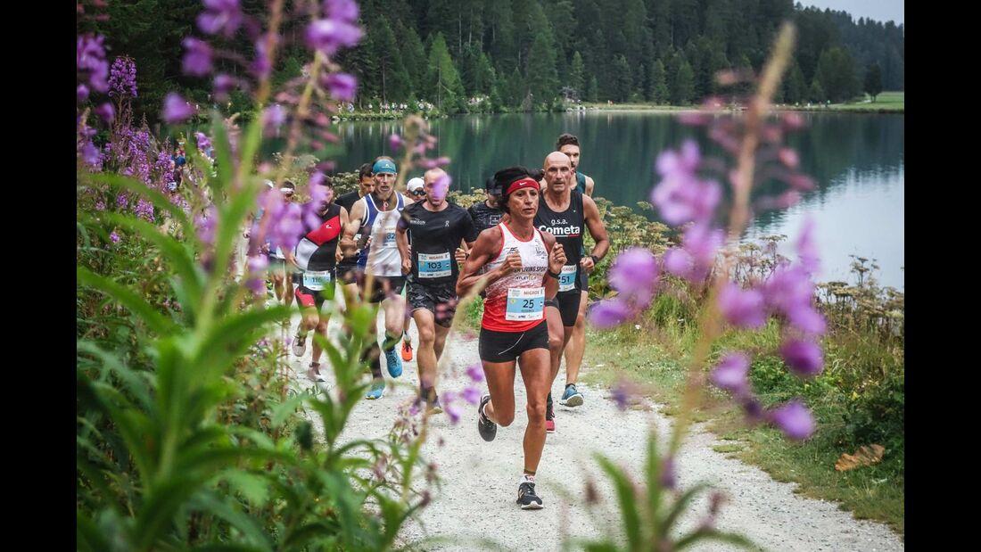 Impressionen vom Engadiner Sommerlauf 2020