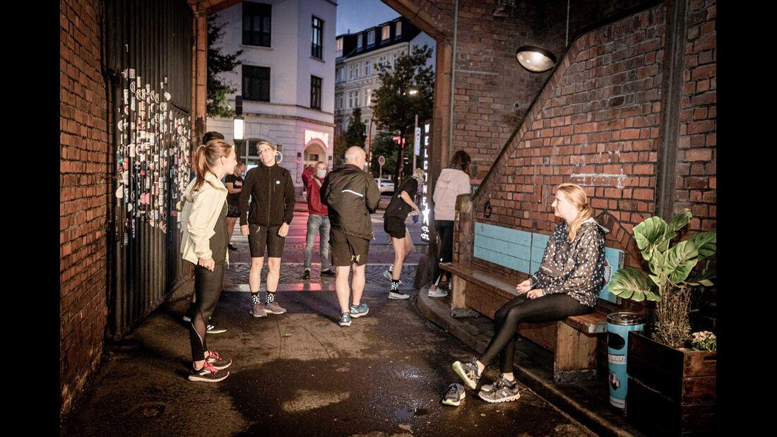 Impressionen vom On SquadRace in Hamburg