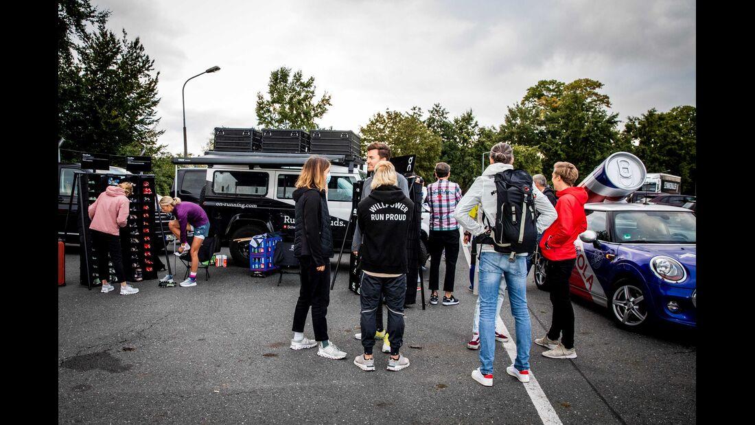 Impressionen vom On SquadRace in Nürnberg