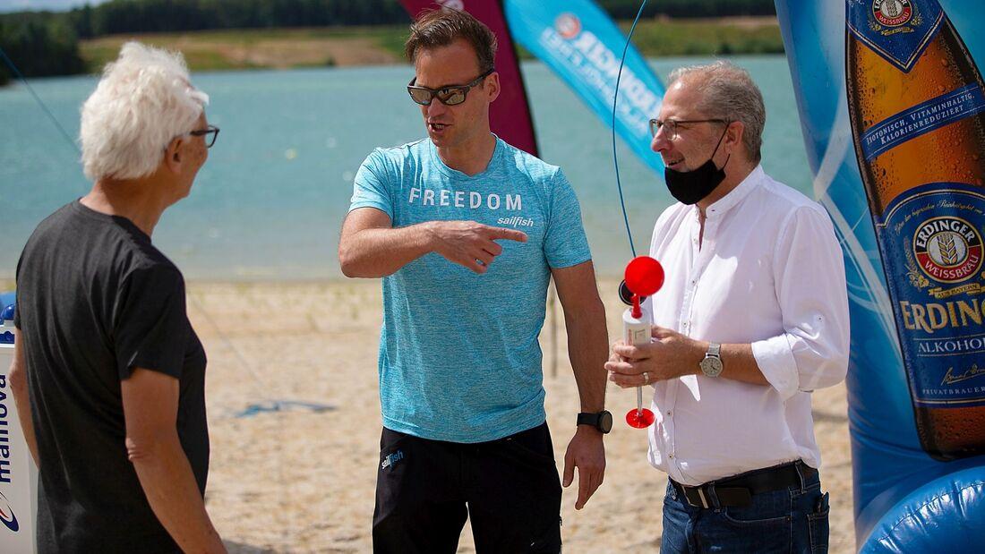 Impressionen von Hessens großem Sporttag 2020