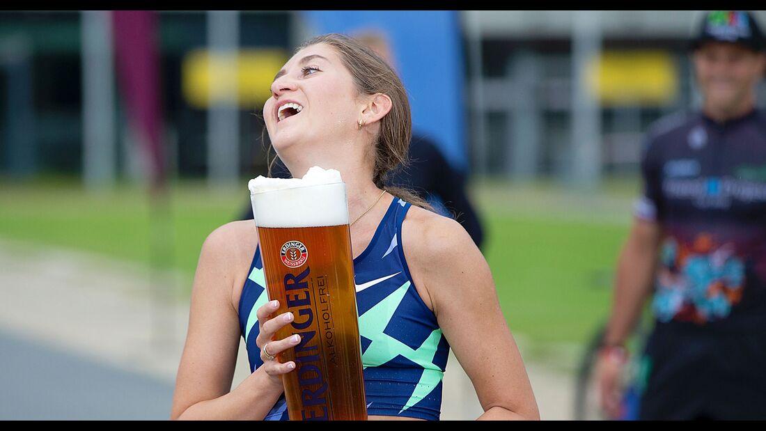 Impressionen von Hessens großem Sporttag 2069
