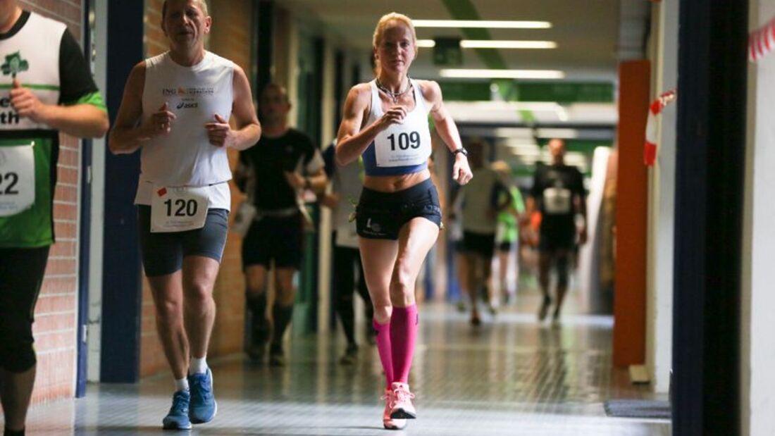 Indoor-Marathon Nürnberg