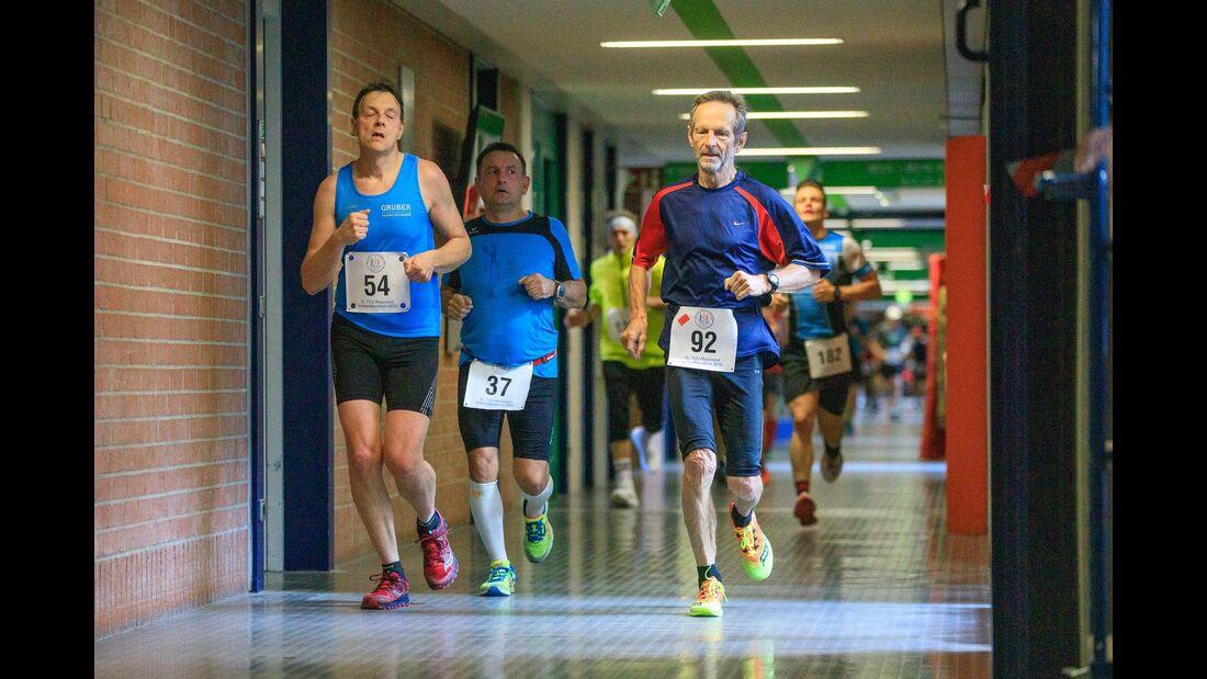 Indoor-Marathon Nürnberg 2019