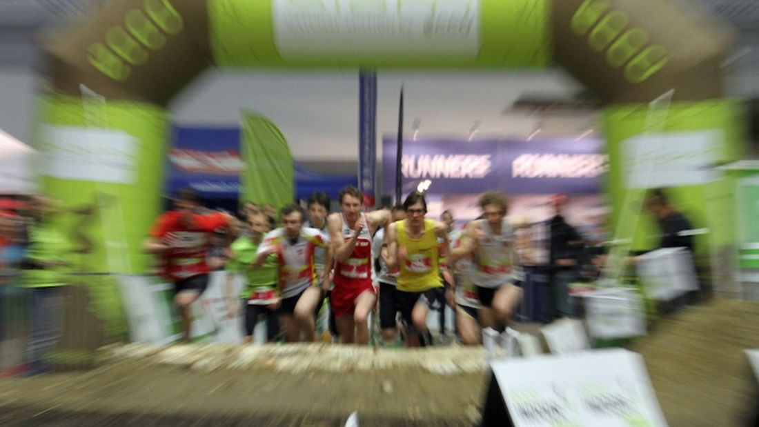 Indoor Trail Dortmund 2013