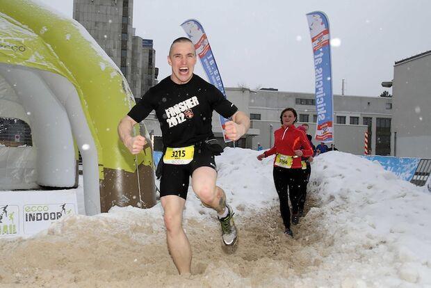Indoor Trail Dortmund 2013