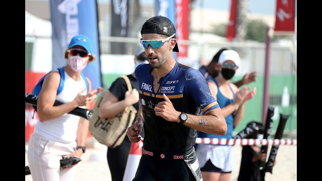 Ironman 70.3 Dubai 2021