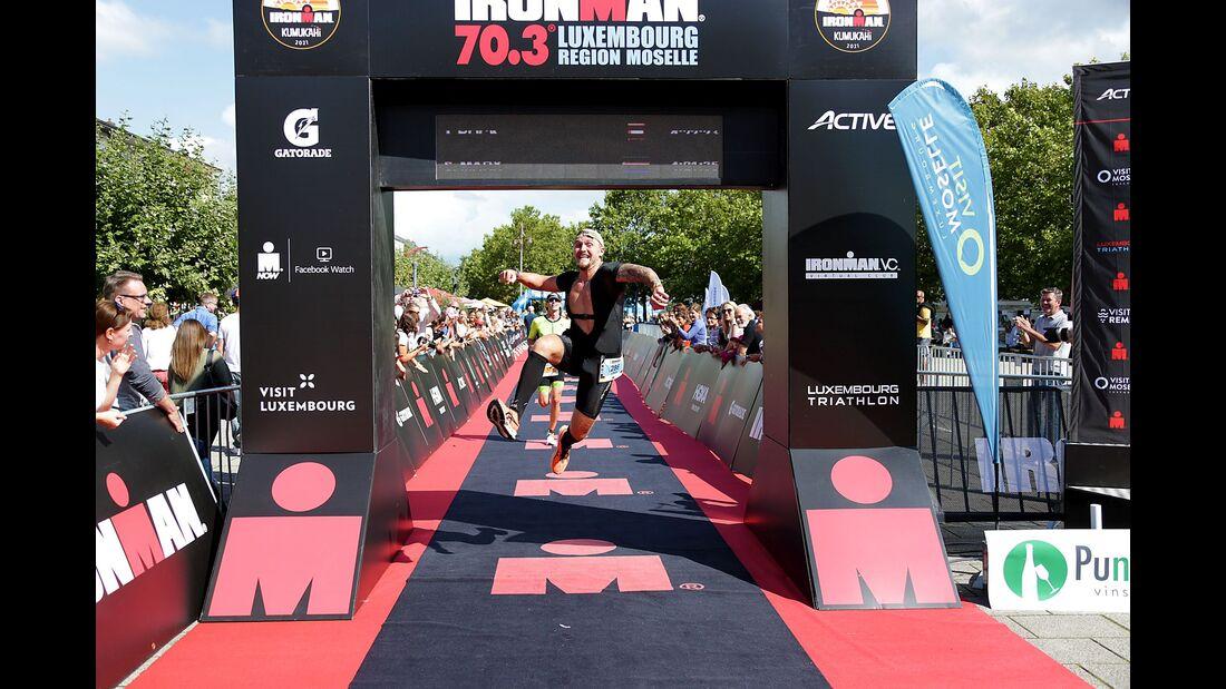 Ironman 70.3 Luxembourg 2021