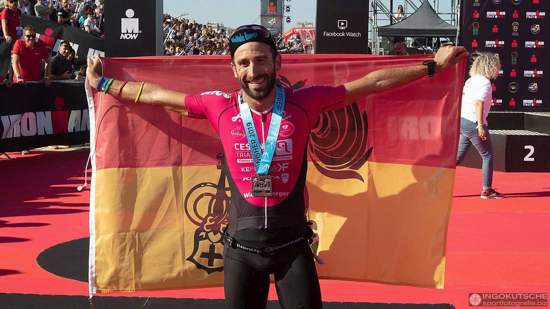 Ironman Italien 2019