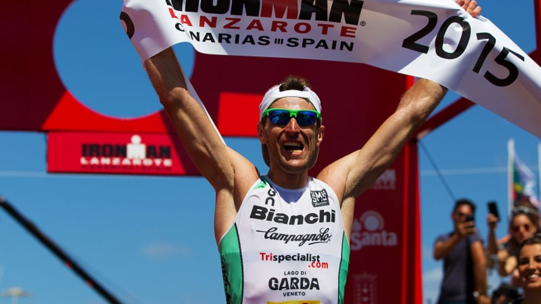 Ironman Lanzarote 2015