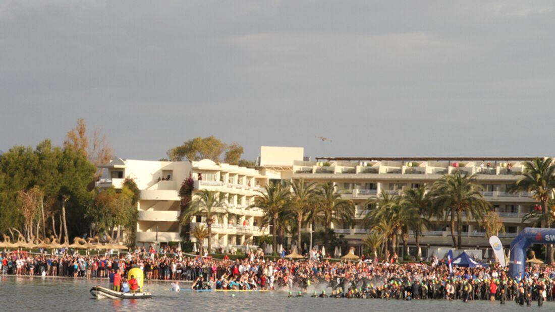 Ironman_Mallorca_Schwimmen
