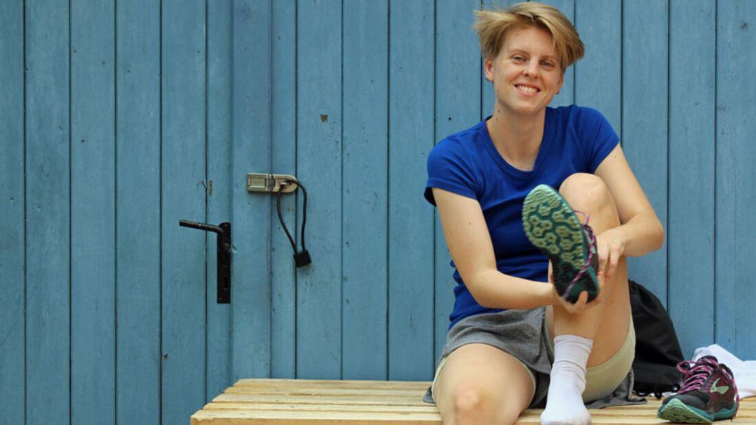 Jana Wagners Halbmarathon-Trainingsblog