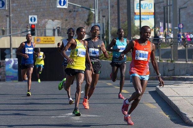 Jerusalem Marathon 2015